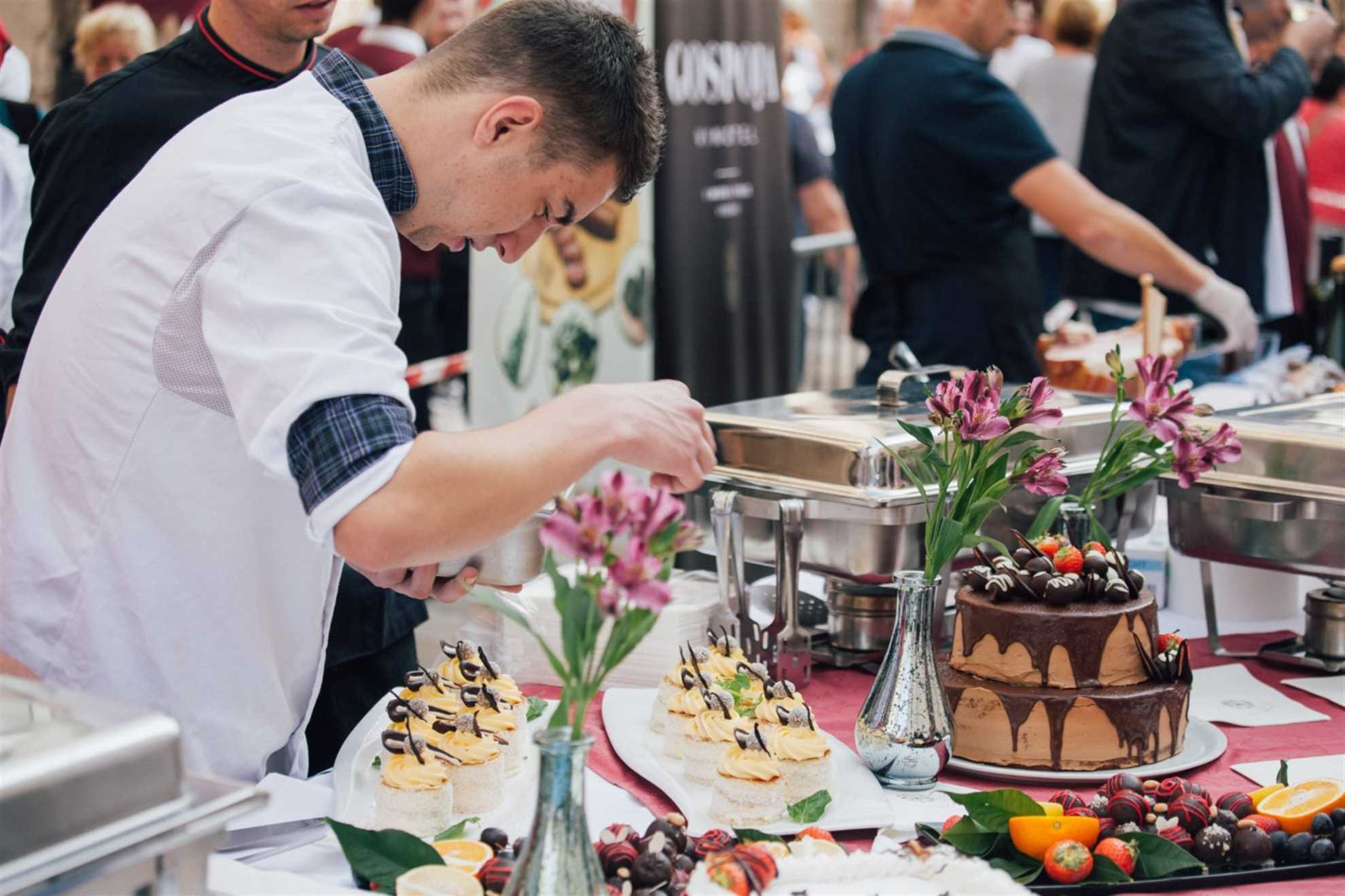 Good Food Festival in Dubrovnik 2017