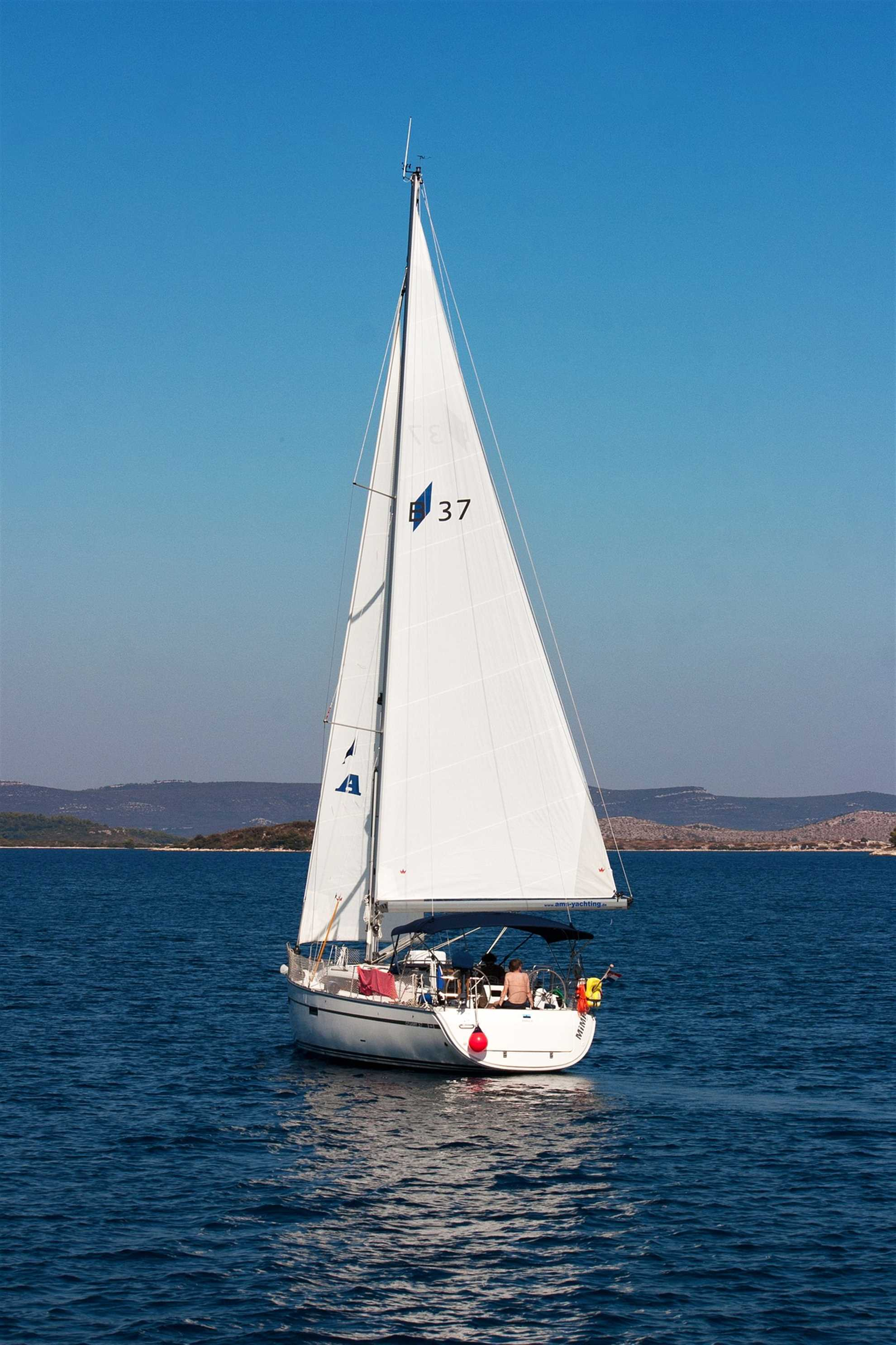 Sailing Boat In Kornati Archipelago, photo by www.pixabay.com