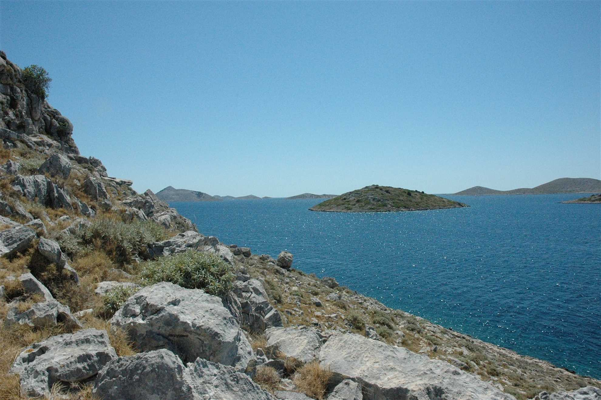 Kornati Islands National Park of Croatia, Photo Source: www.pixabay.com