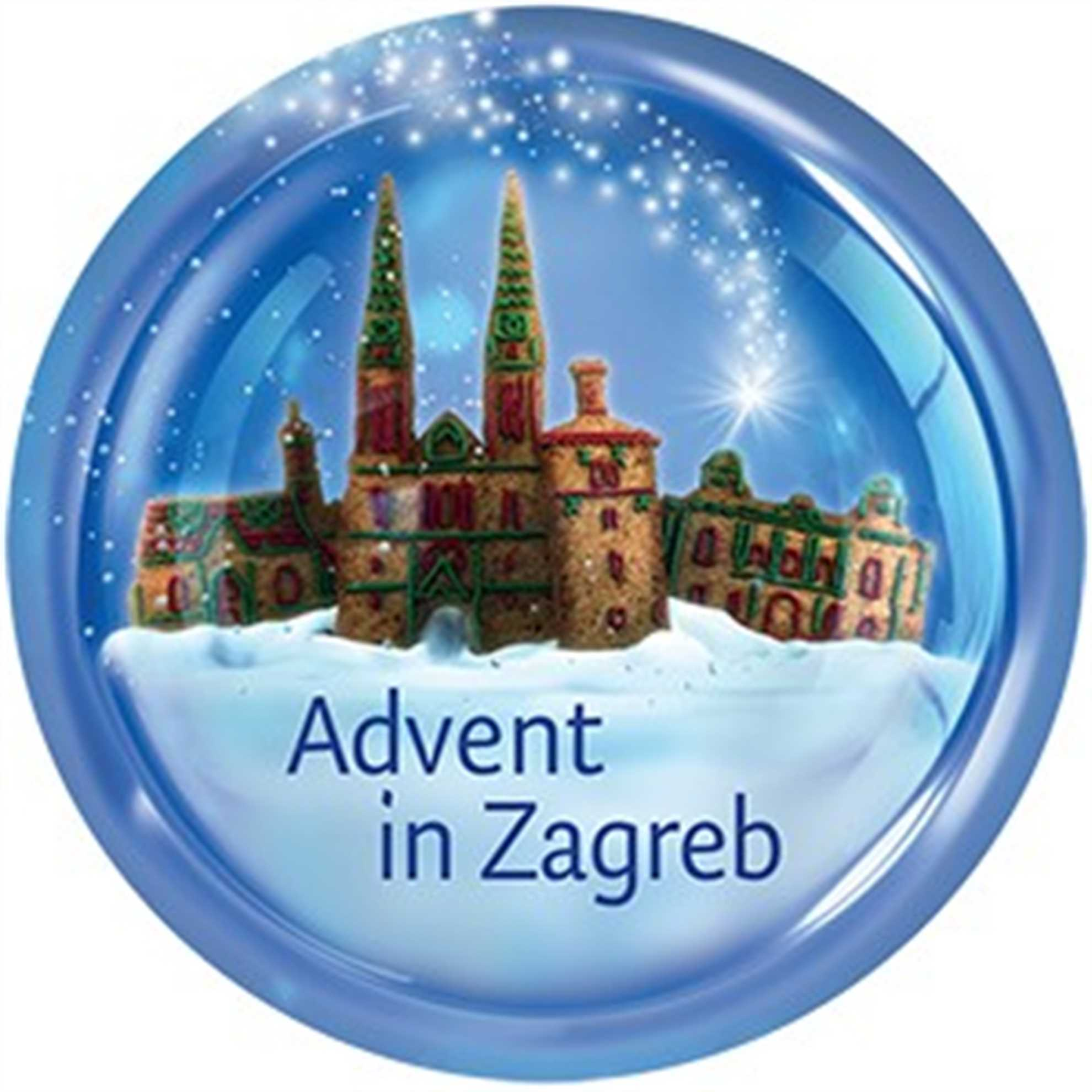 Advent in Zagreb badge