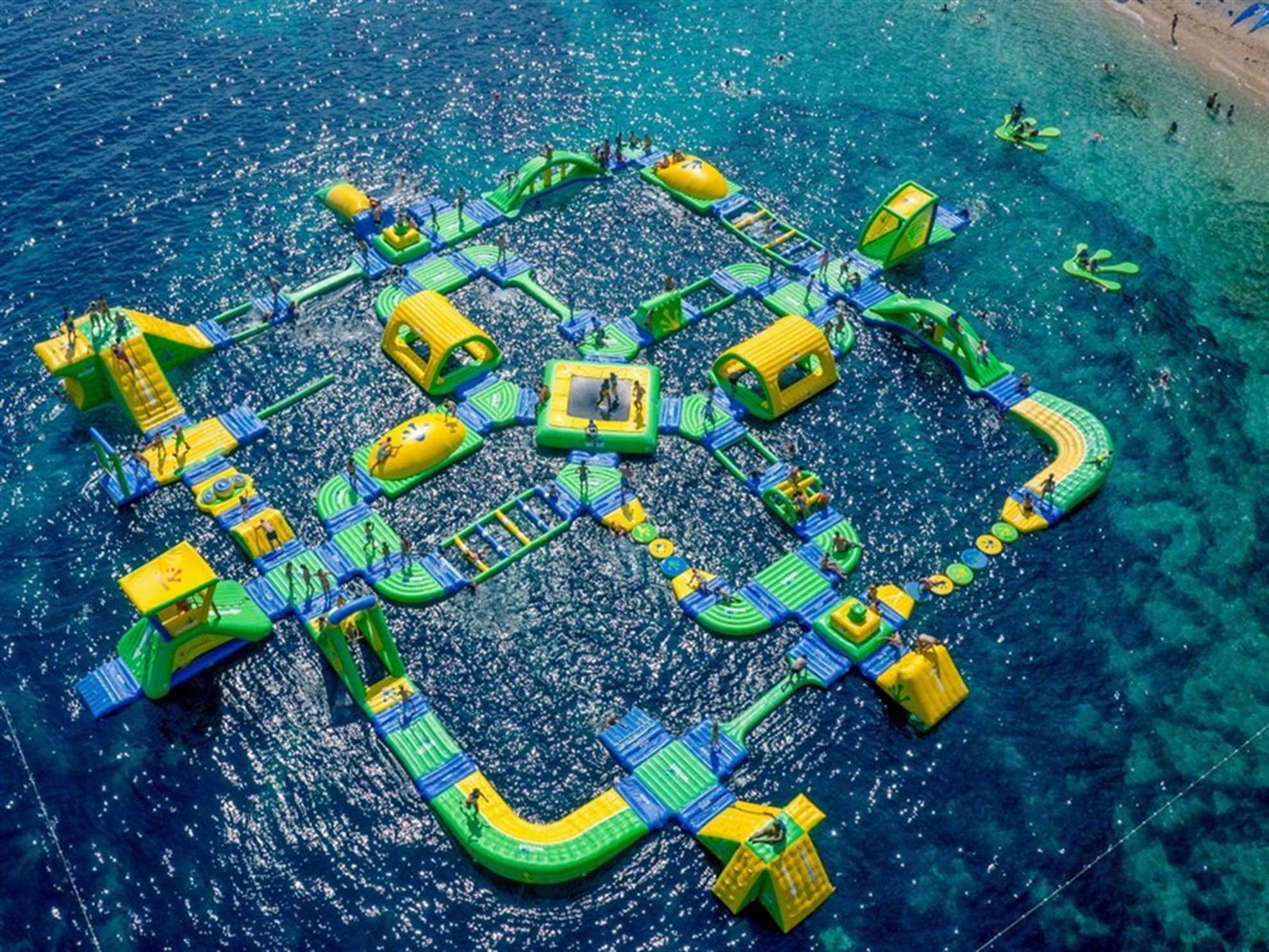 Water activities for children