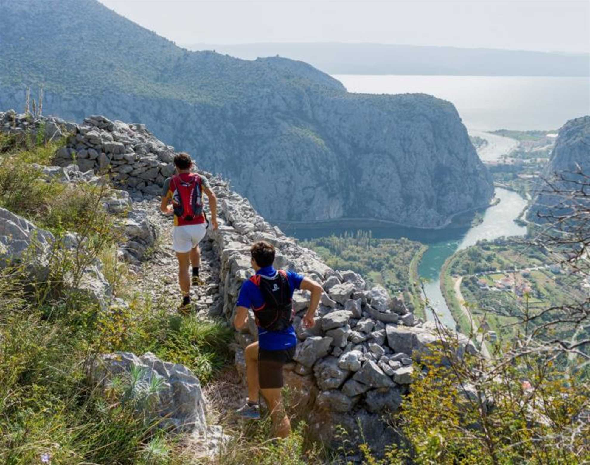 Omis Hiking