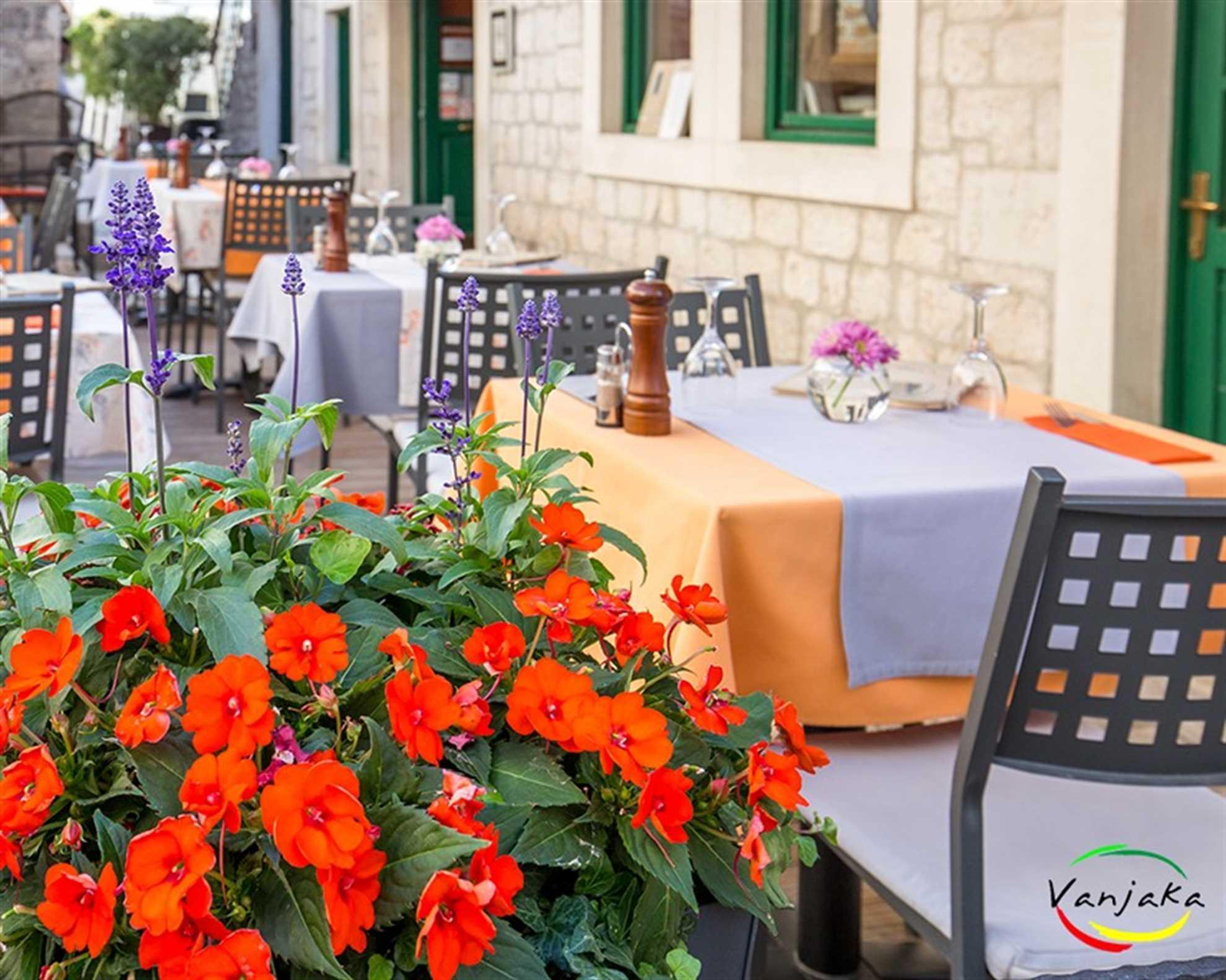 Restaurant Vanjaka in Trogir