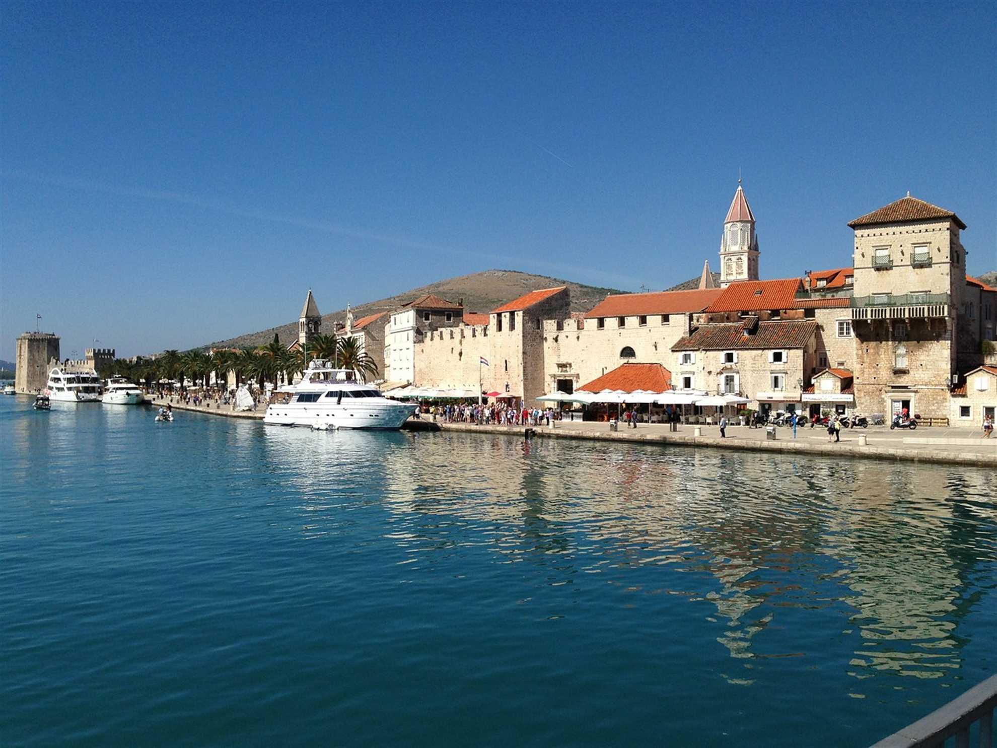Trogir Seafront