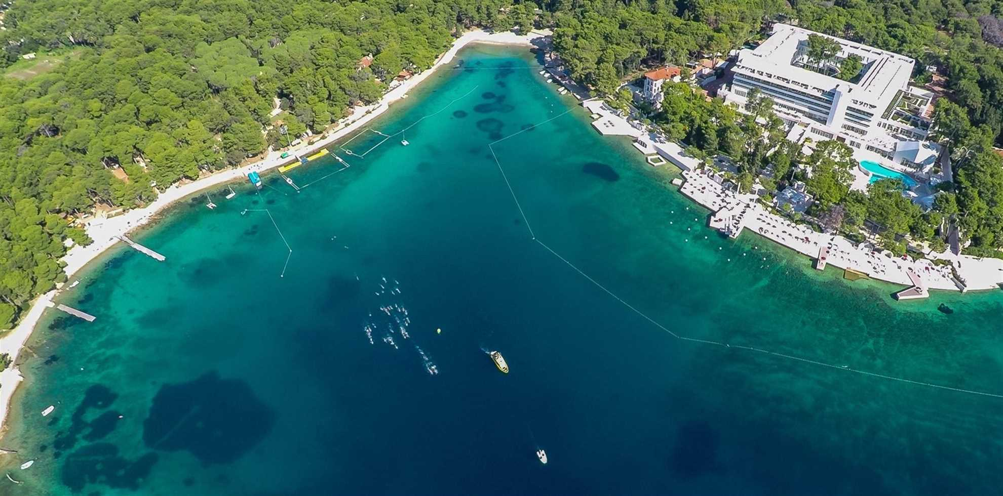 Cikat Bay in Croatia