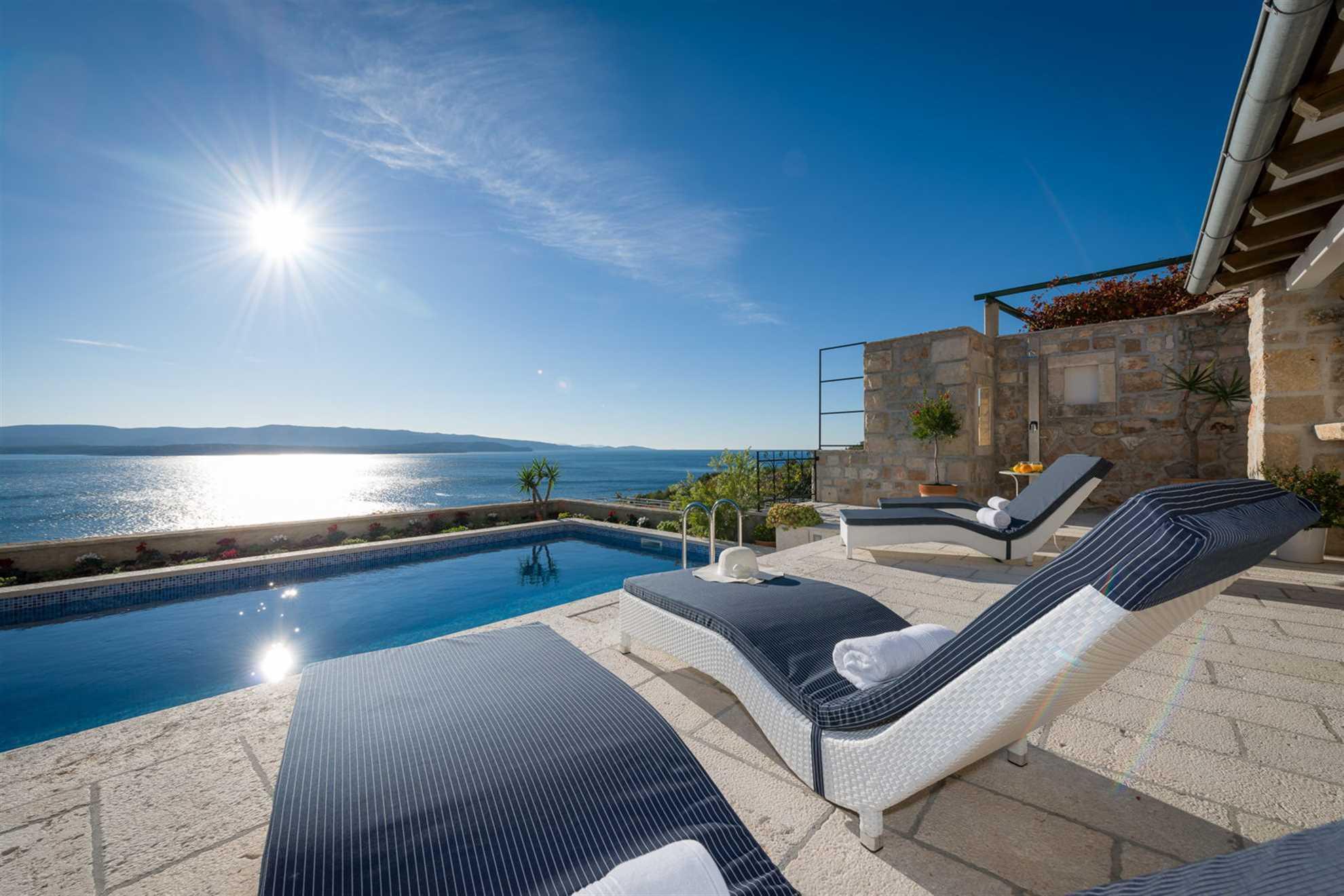 Luxury Villa Blue Pearl on Brac