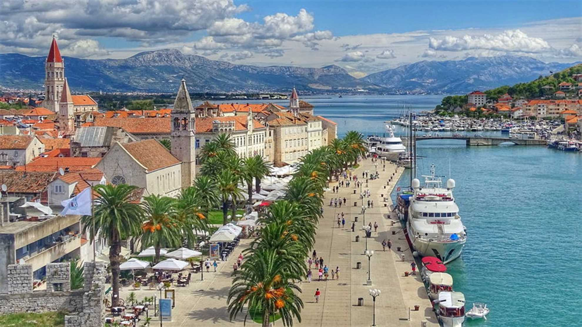 Top 5 Restaurants in Trogir
