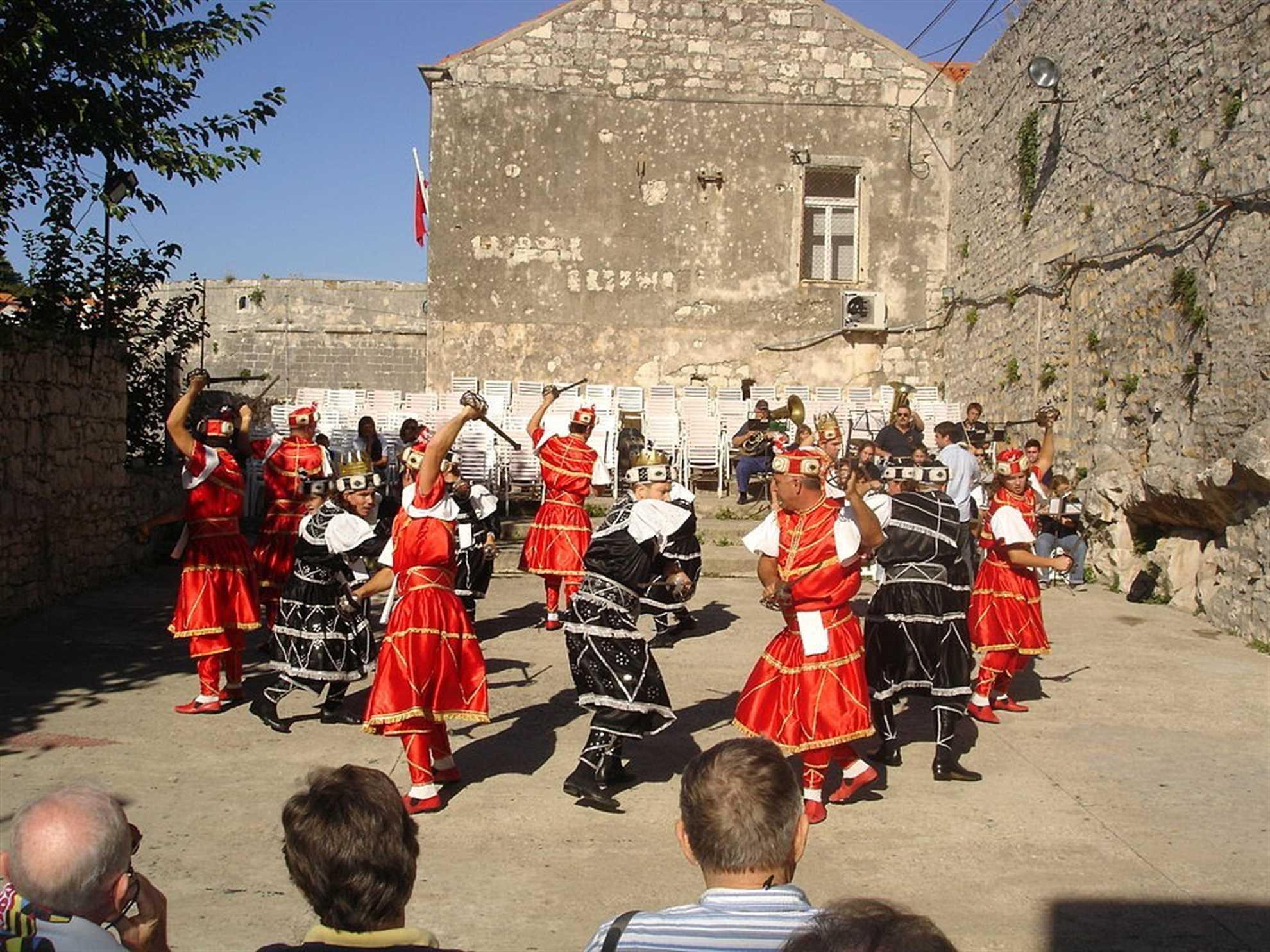 Ples Moreška