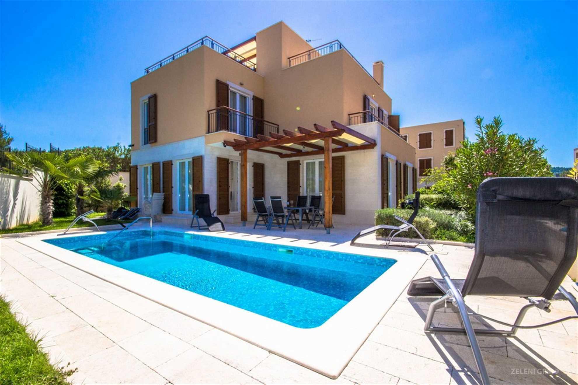 Villa Brac Hill Afrodita