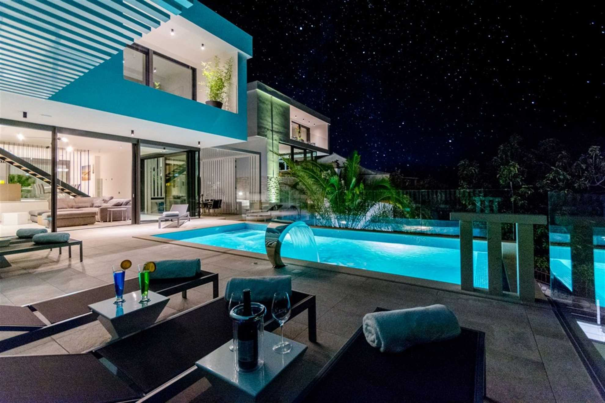 Villa Luna on Brac Island