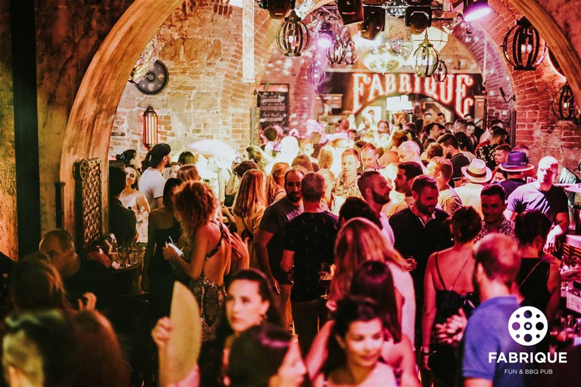 Pub Fabrique in Split