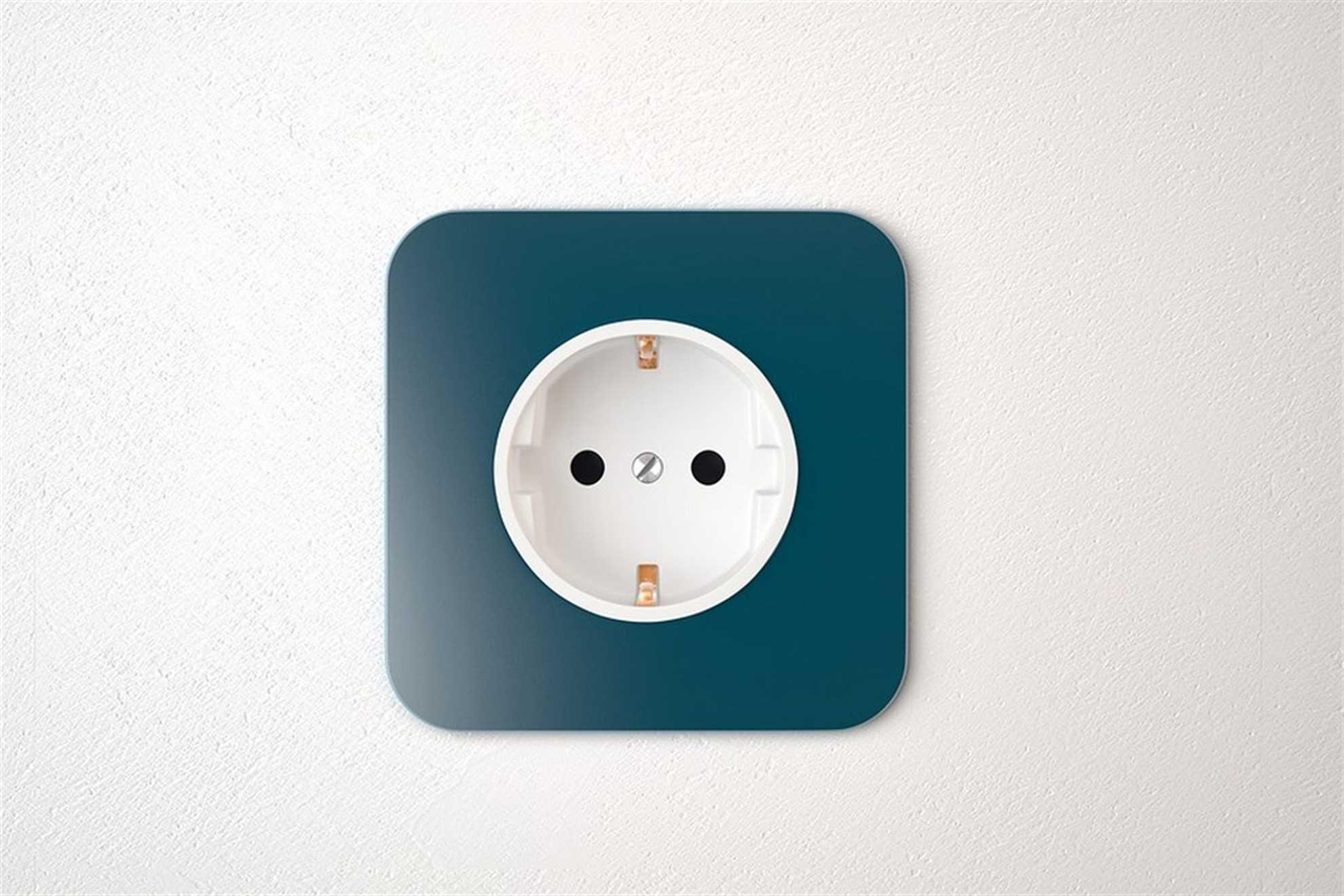 Electric socket in Croatia