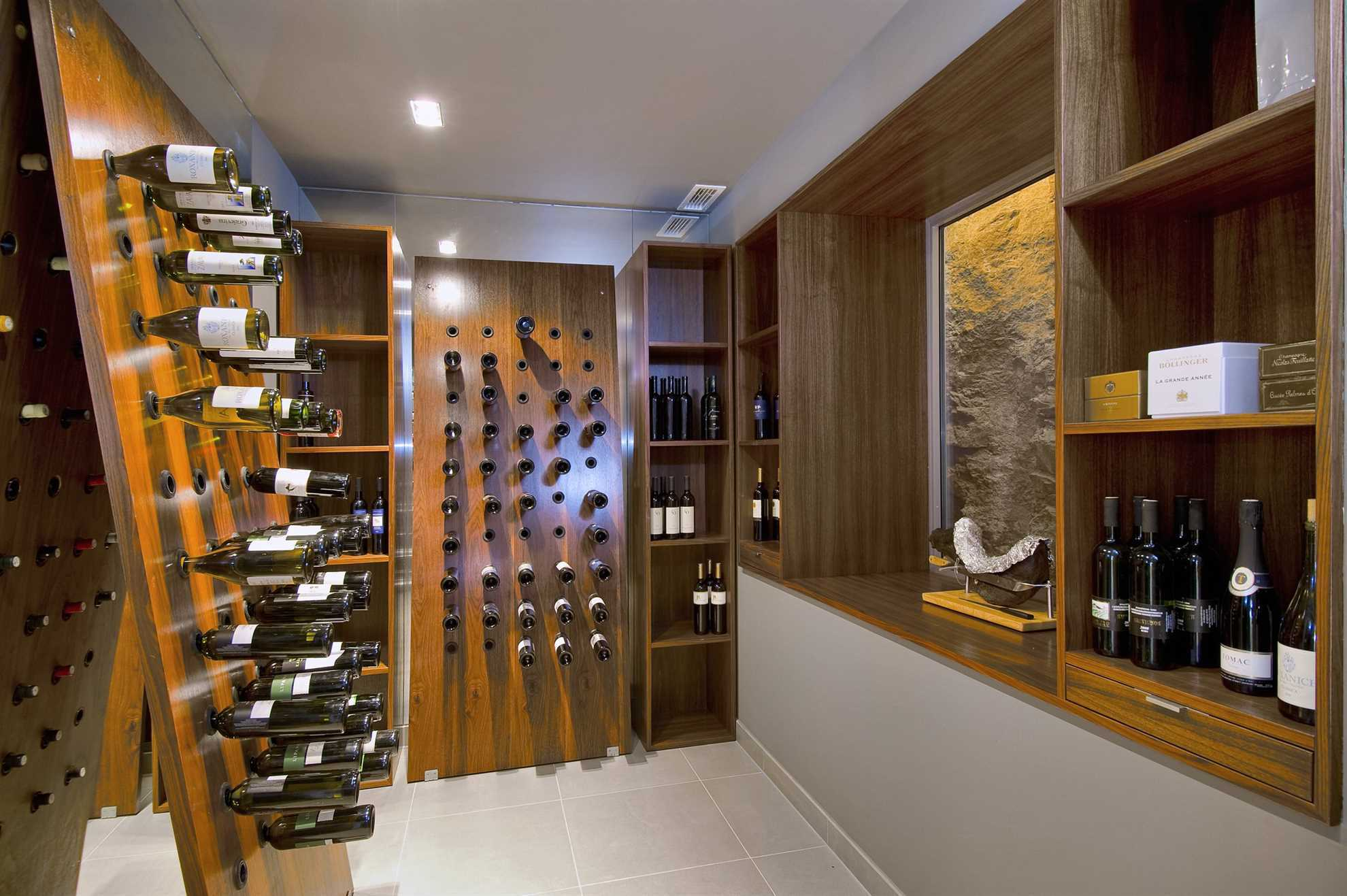 Wine Cellar in luxurious Villa Sweet Dream with Swiming Pool, Brac, Croatia