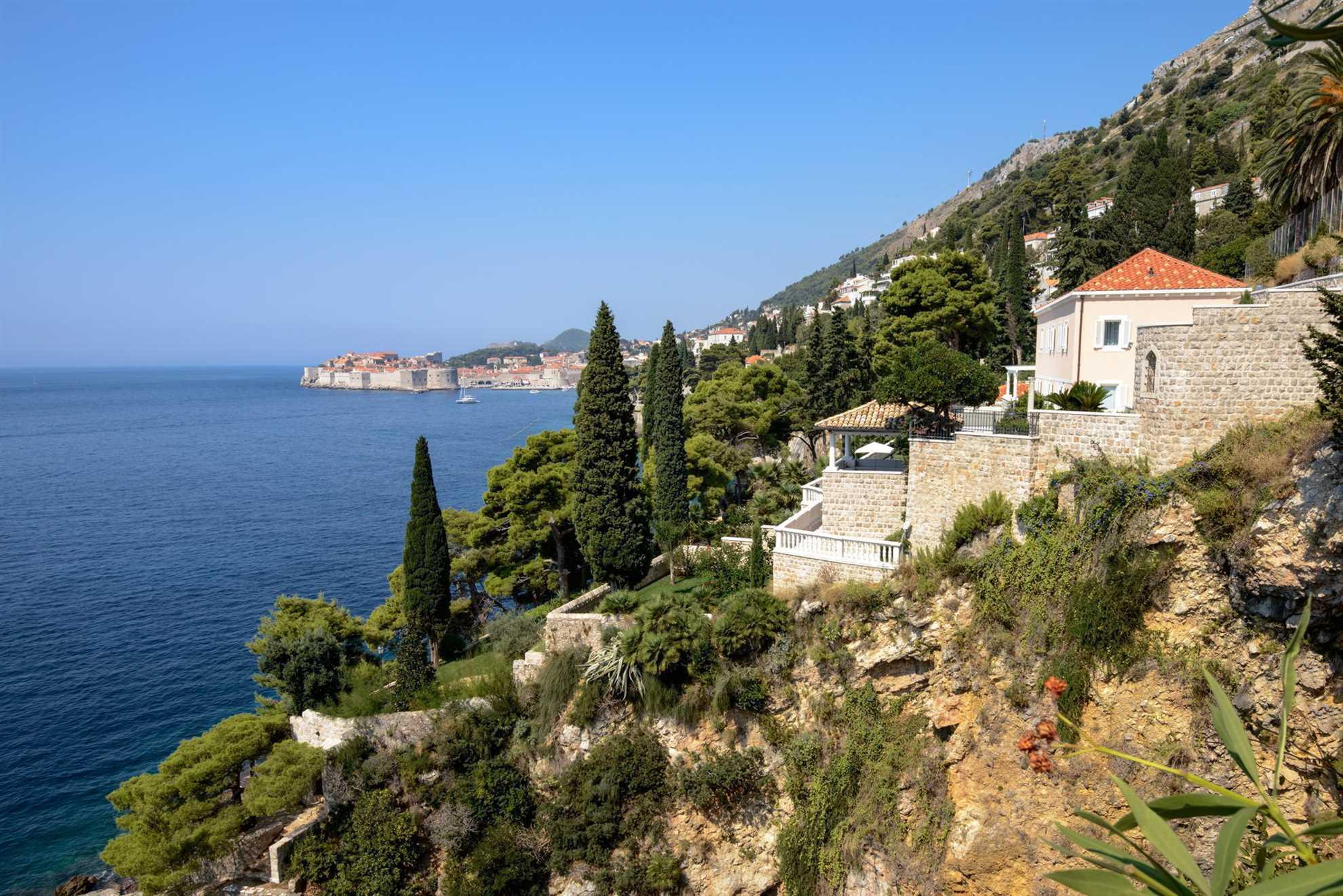 Luxury Villa Dubrovnik Sun Gardens