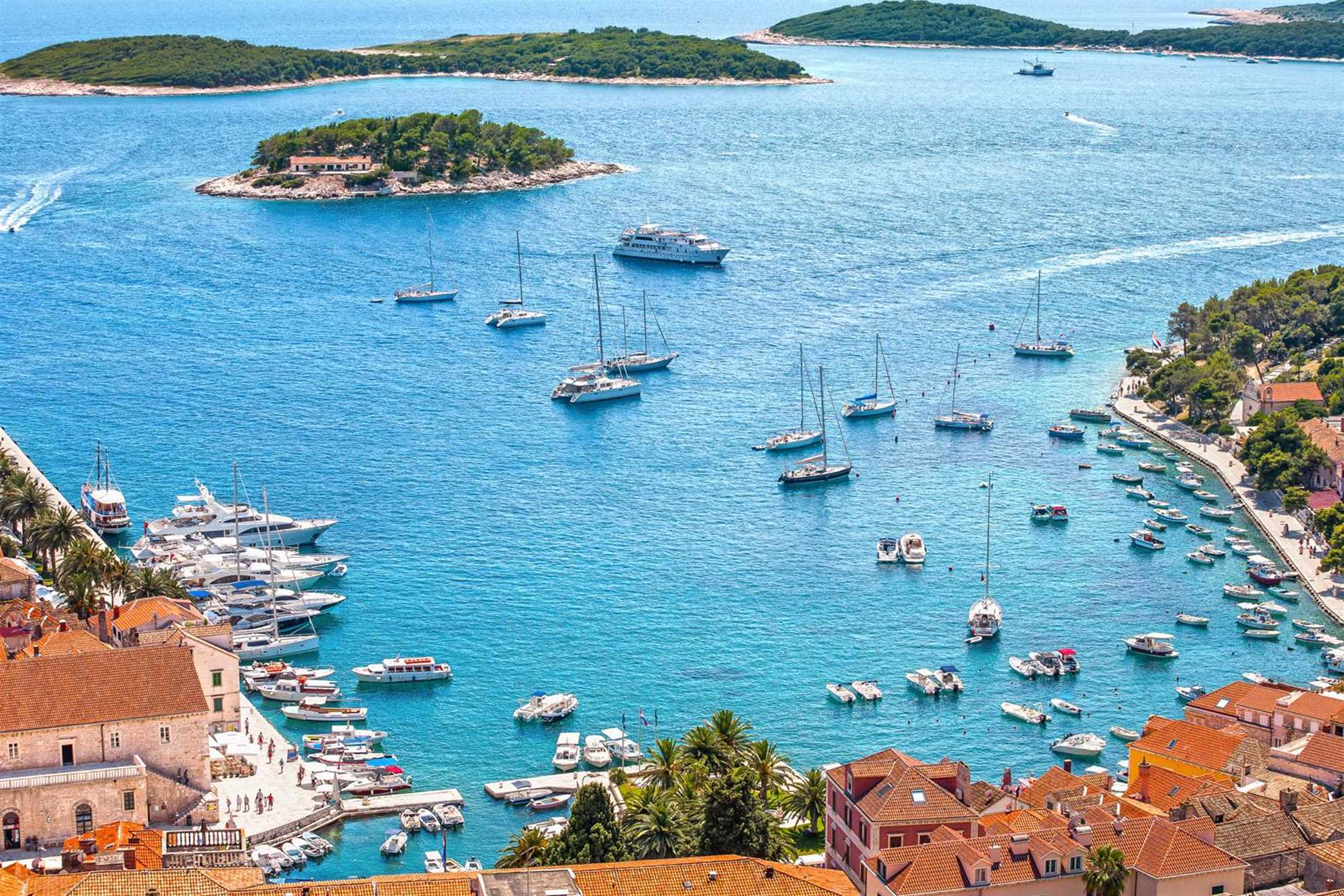 Hvar, Croatia  used in blog post Luxury Villas for Holidays in Croatia