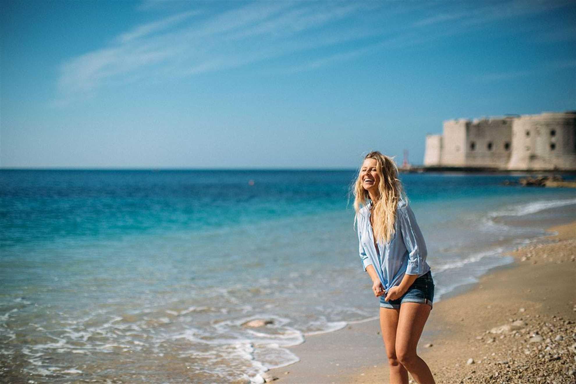 Beach Banje Dubrovnik